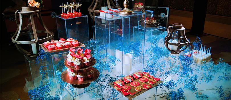 梦幻系列甜品台